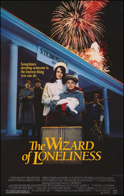 The Wizard of Loneliness   Director: Jenny Bowen Producer: Virgin Vision; Skouras Pictures Starring: Lea Thompson, Dylan Baker, Lane Guest