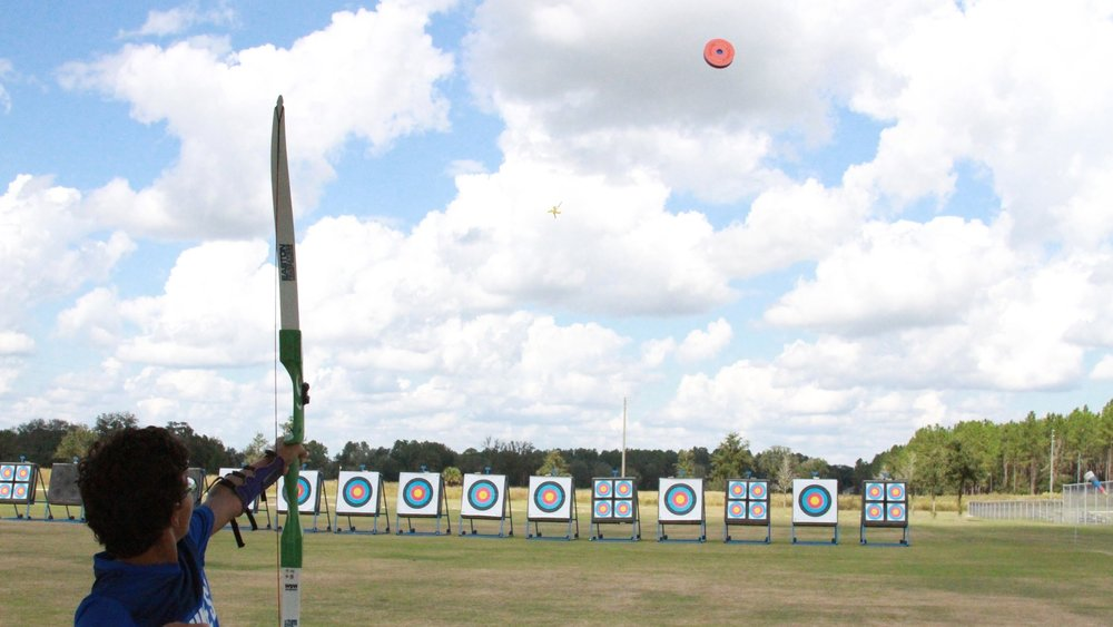 Skeet Archery - Ready…Aim…pull!!!