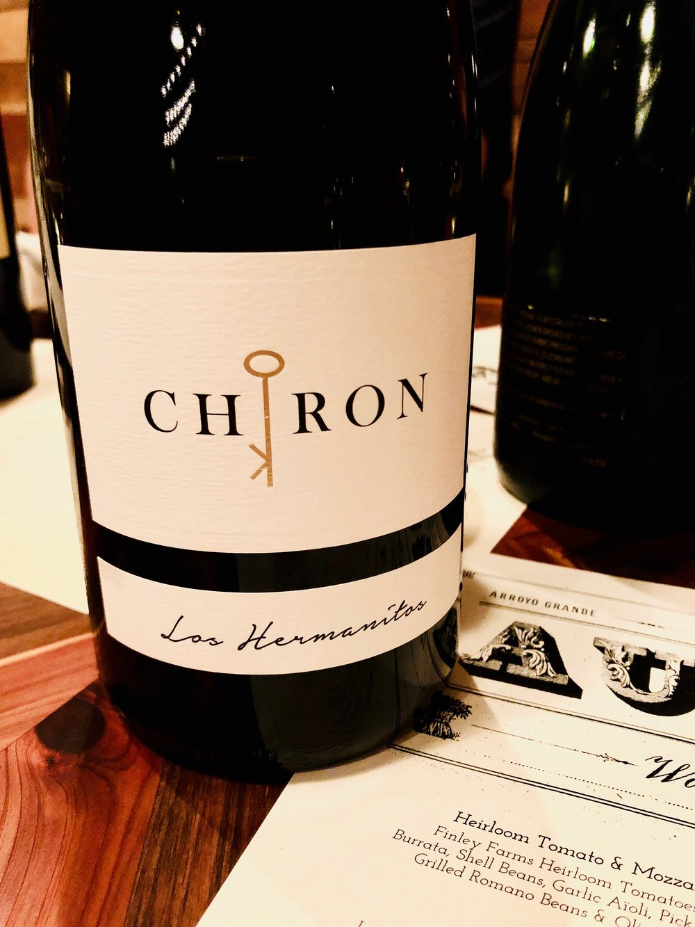 2016 Los Hermanitos by Chiron Wines