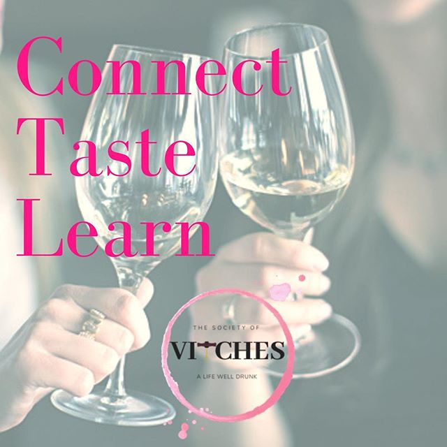 What is the Society of VITches about? Learn more by following the link in our BIO above. Our next tasting is Tuesday, March 5 - Join us! . . . . . #winetasting #LifeDrunkWell #winelover #winetime #winewednesday #womenempowerment #instawine #savvysippers #womenandwine #winewednesday #tastingclub #EDUtasting #winED