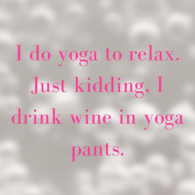 Thirsty Thursday! Yoga - great, wine afterwards - even better, am I right? . . . . #savvysippers #VITches #instawine #winetasting #winelover #namaste 🙏🏼🍷#EDUtasting #tastingclub