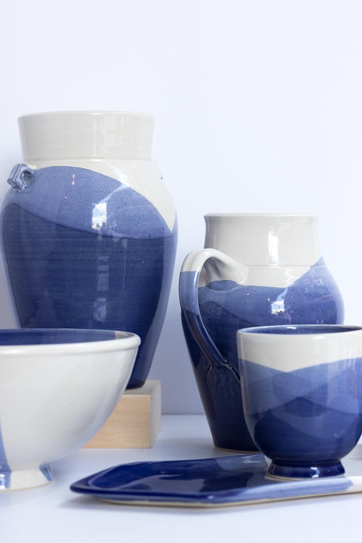 Kuzeh Pottery