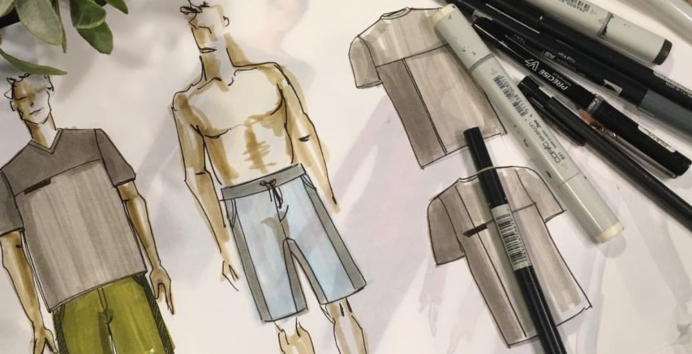Our sketch artists can help bring your vision to life.