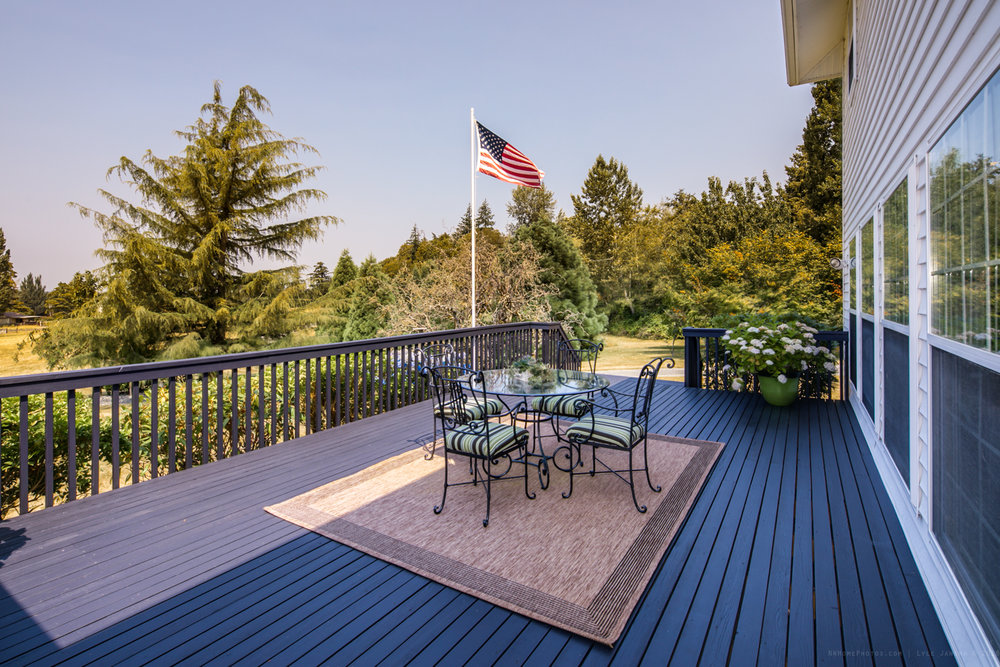 Home on Acreage for Sale Bellingham | Horse Property
