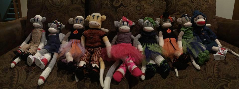 Den Finder Real Estate Bellingham Sock Monkey Project Event