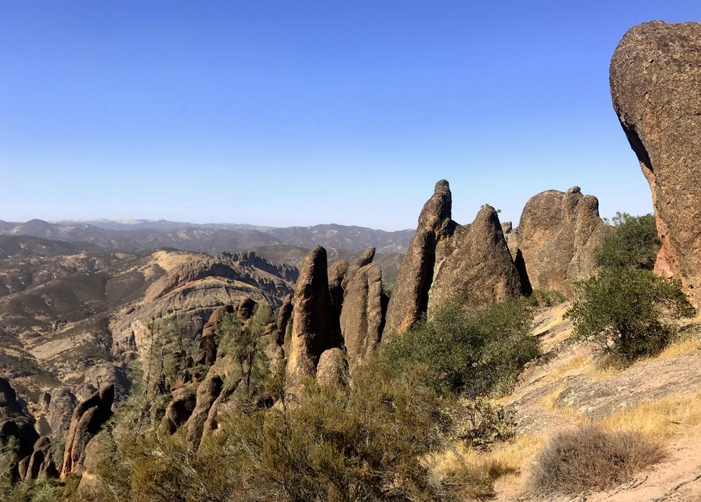 PINNACLES - 2017 - CA