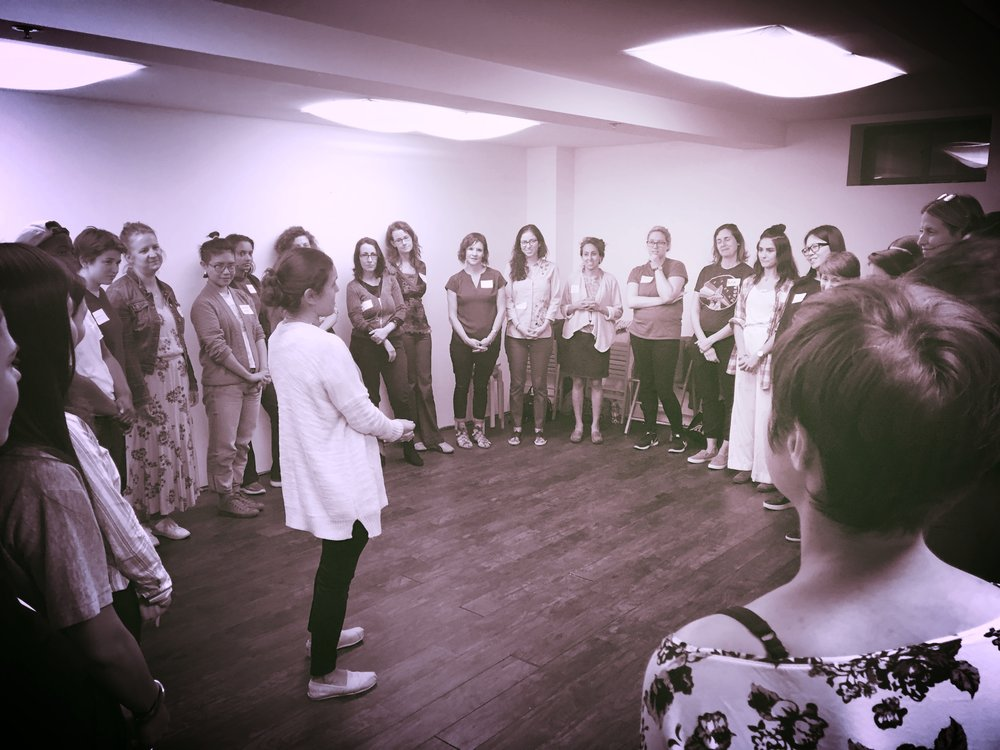 Workshop   New Women Space