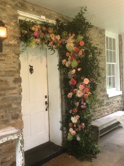 Chapel Designers @ Hope Flower Farm Waterford, VA