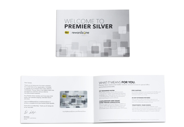 Best Buy Reward Zone Welcome Kit Jackie Treiber