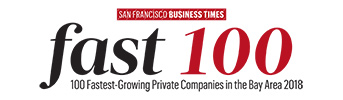 2018 Bay Area's Fastest Growing Private Companies
