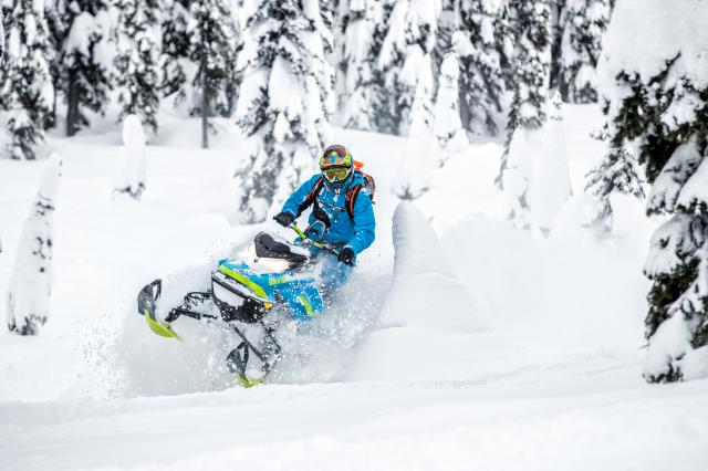 Ski-Doo - Specifically Engineered for Ski-Doo Snowmobiles