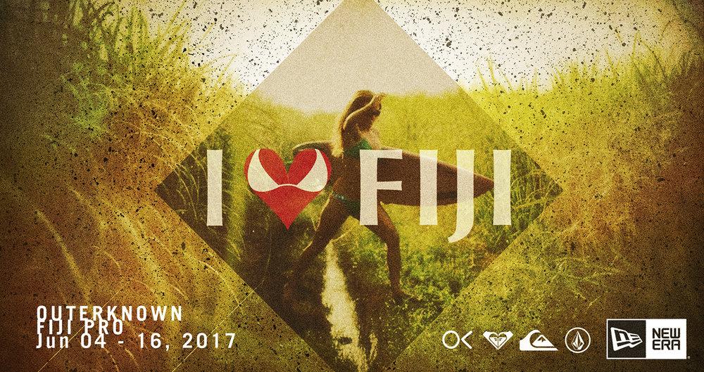 Fiji Pro - Print, Product, Marketing Campaign
