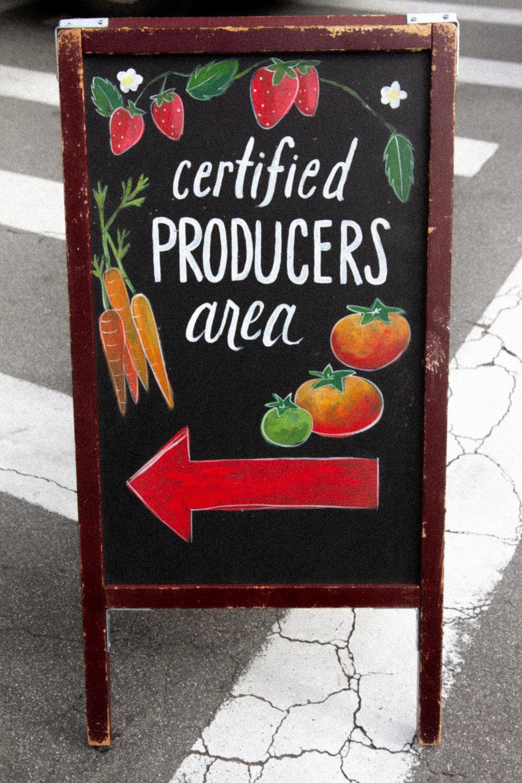 Monterey Farmers Market