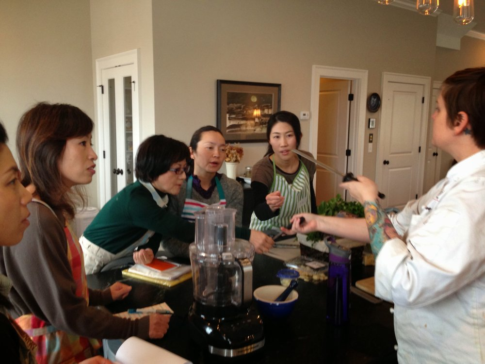 Cooking Class with Chef Nona