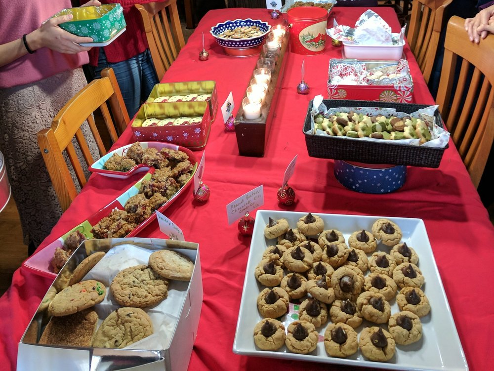 Annual Christmas Cookie Exchange