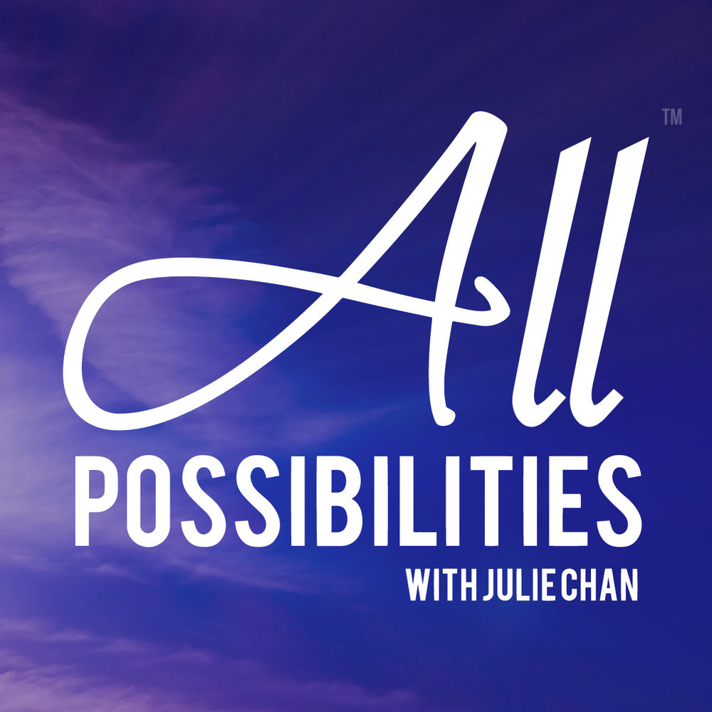 All Possibilities with Julie Chan - On the All Possibilities podcast, intuitive life purpose coach, Yale and MIT alum and founder of Being My Purpose, Julie Chan, talks with entrepreneurs, business executives, scientists, educators, and leaders to hear their stories of transformation, and examine the science behind them. She also explores what it means for anyone to unlock one's potential in life and career.