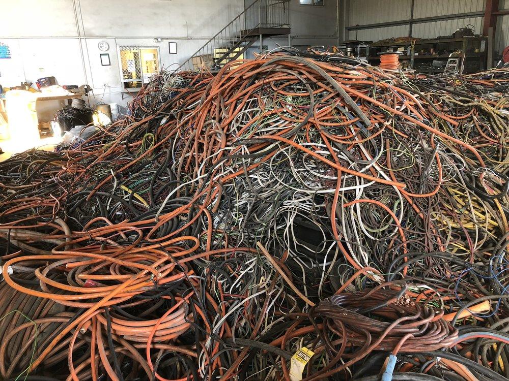 Copper and Copper Insulated Wire