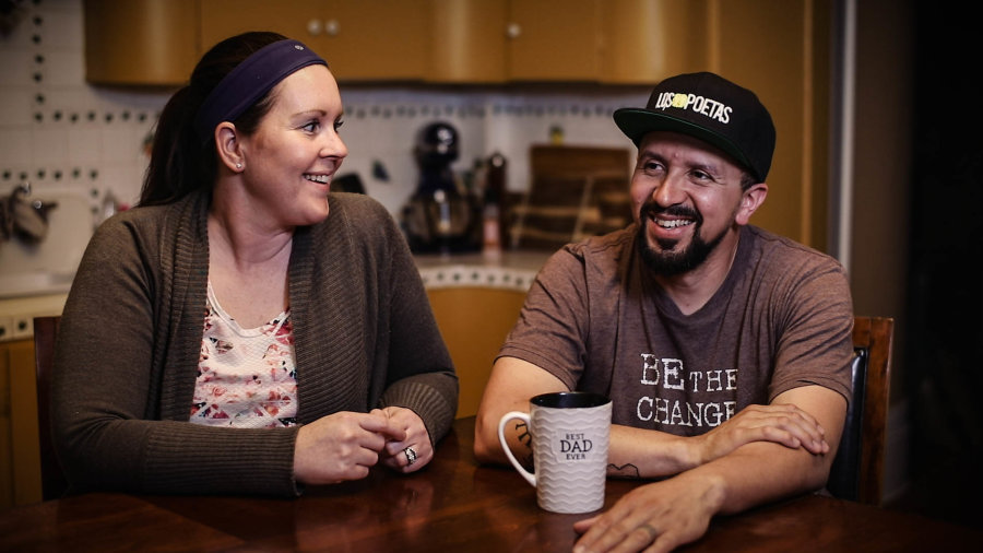 "Leanna and Luis Segura, owners of Fresh FueLL, fresh food business bloom in Lindsay, Ont, featured in Huffintgon Post August 2018 ""  How Basic Income Could Create A Whole New Class Of Entrepreneurs """