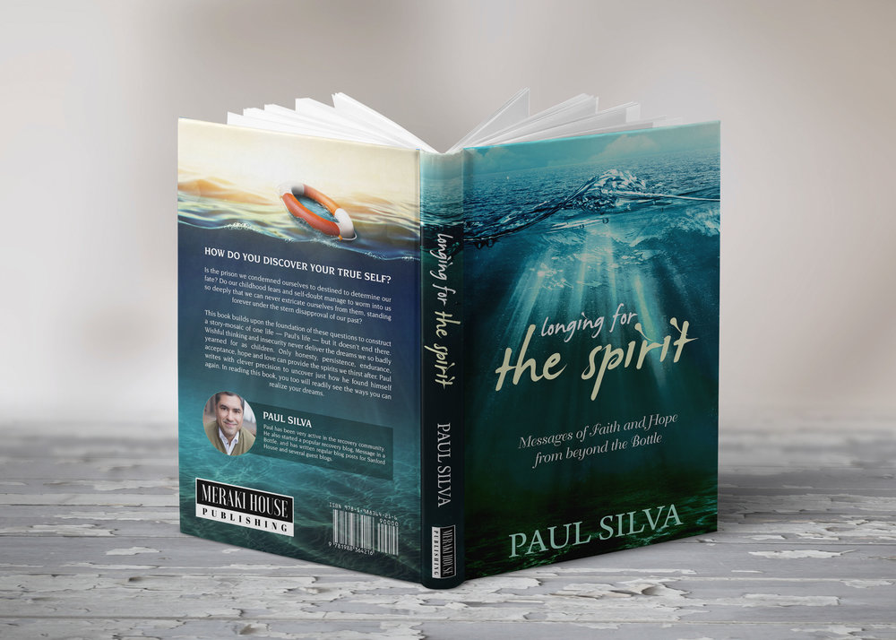 The Book - Longing For The Spirit is chock full of bite-sized essays on the desire for change, the emergence of light from darkness and the funny and poignant ways in which we find our true paths in life.