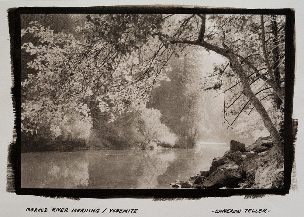 Merced River Morning / Yosemite