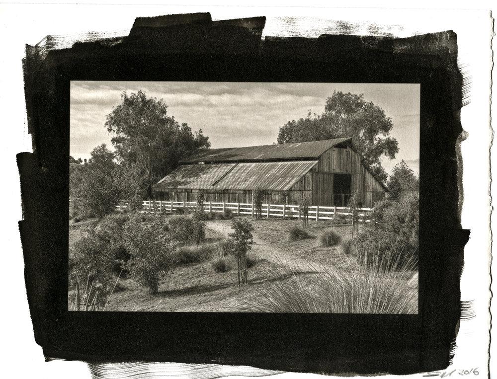 Early California Barn