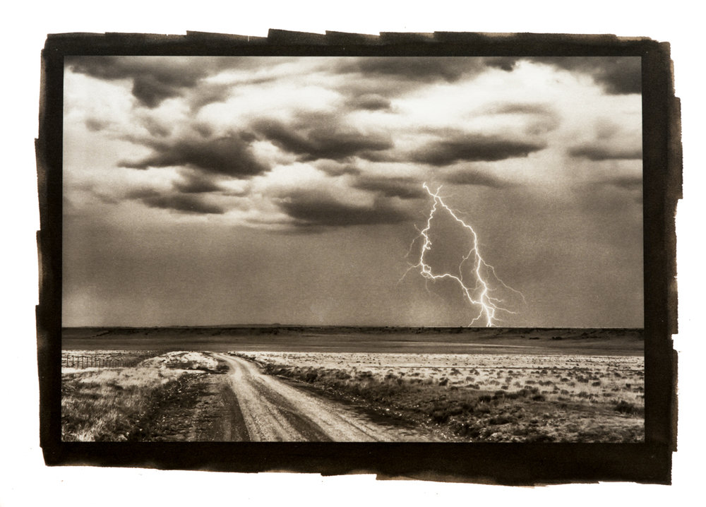 Prairie Storm, New Mexico