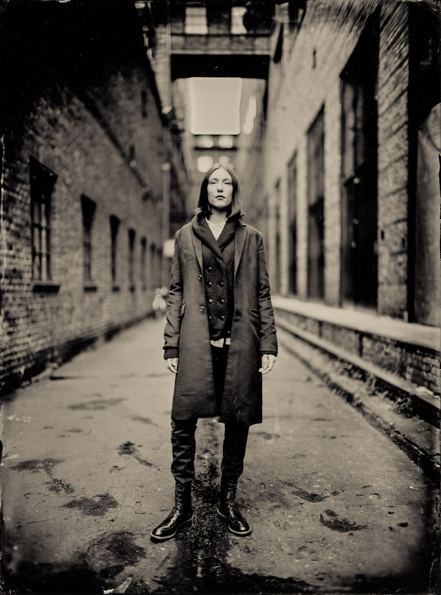 Wet Plate Fashion Campaign