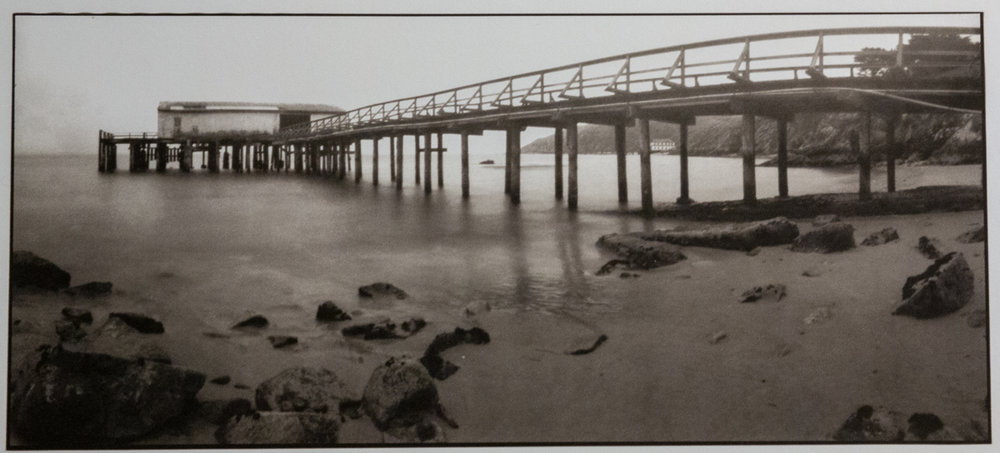 Pier- Pt. Reyes, National Seashore, June 2018