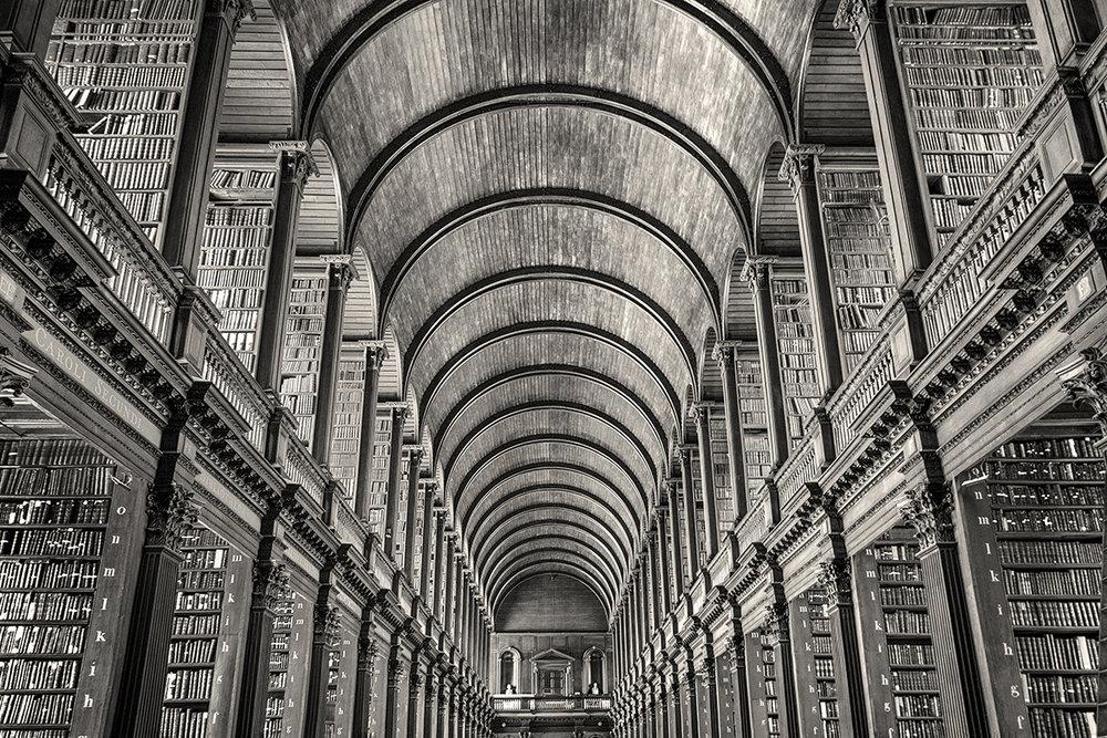Trinity Library Dublin