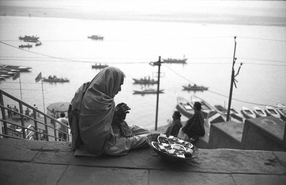 The Ganga: Varanasi