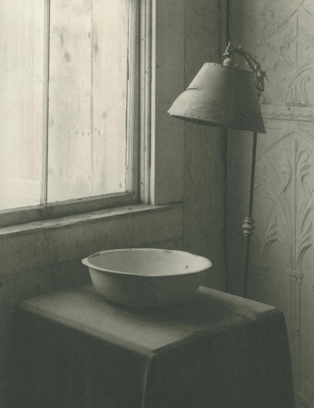 Lamp and Bowl