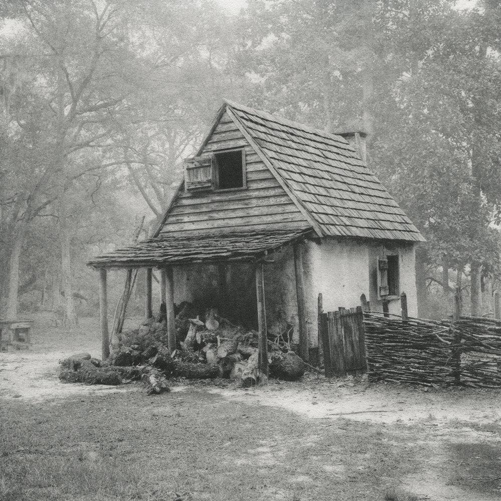 Wormsloe Hut, Savannah
