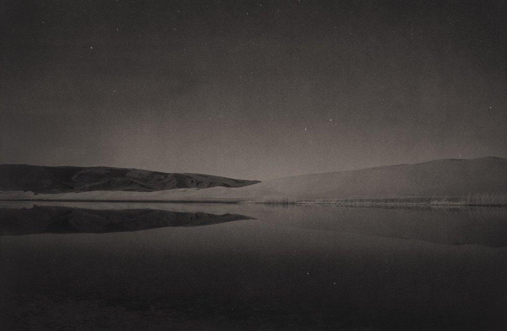Night in the Gobi