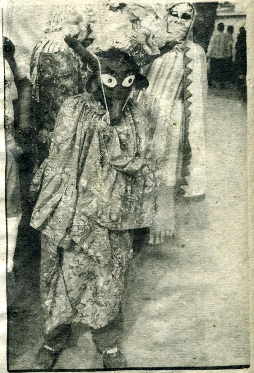 Carnaval Celebration in Papantila, Veracruz, Mexico #2