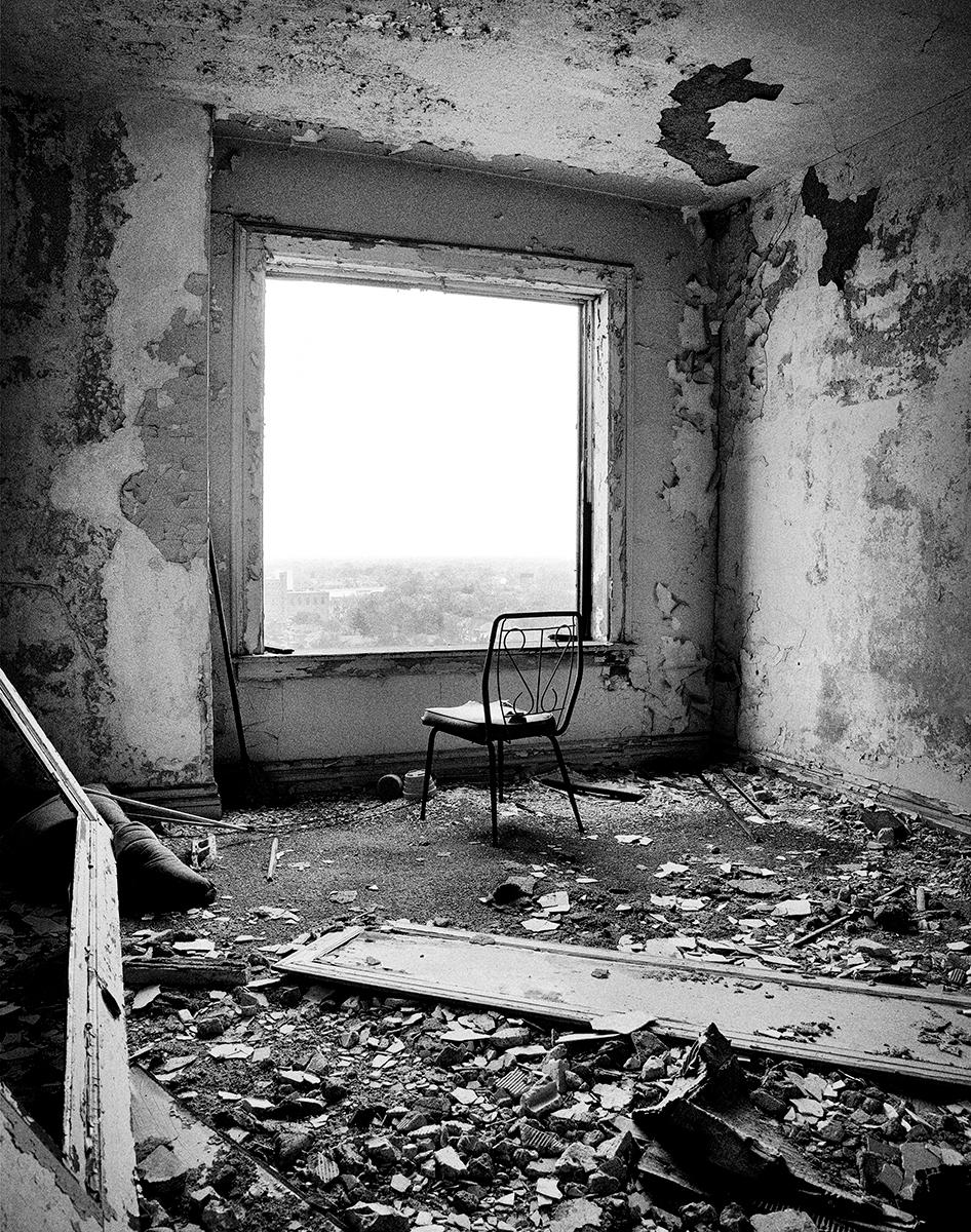 Lonely View, Detroit, MI