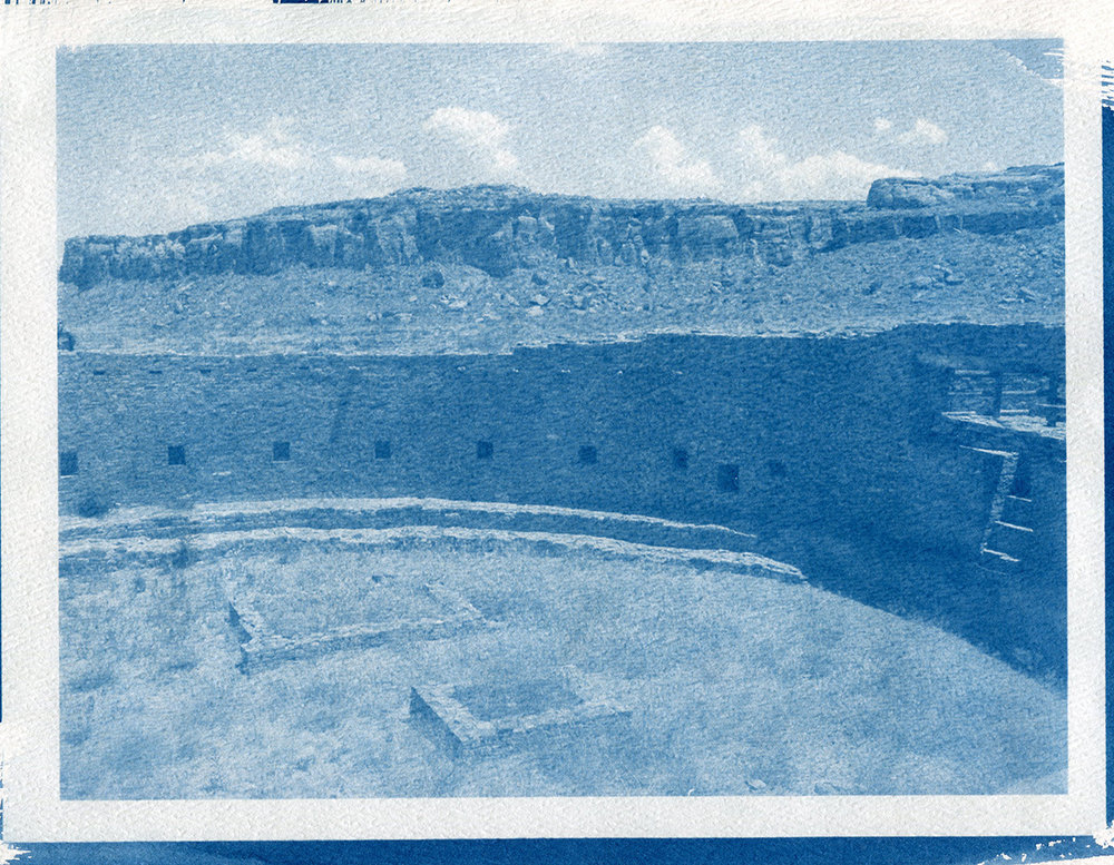 Chaco Canyon, Summer