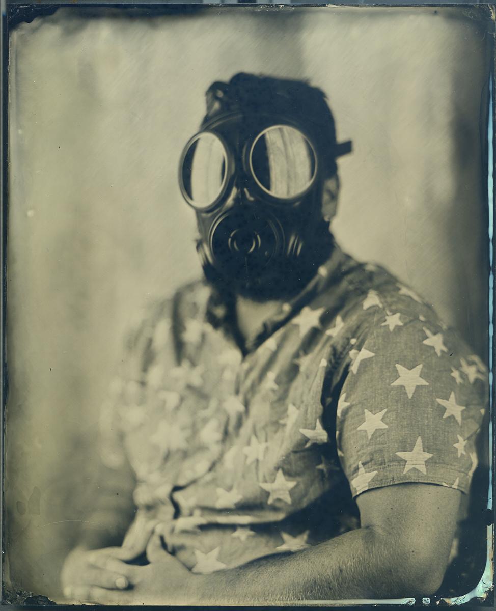 American Gasmask