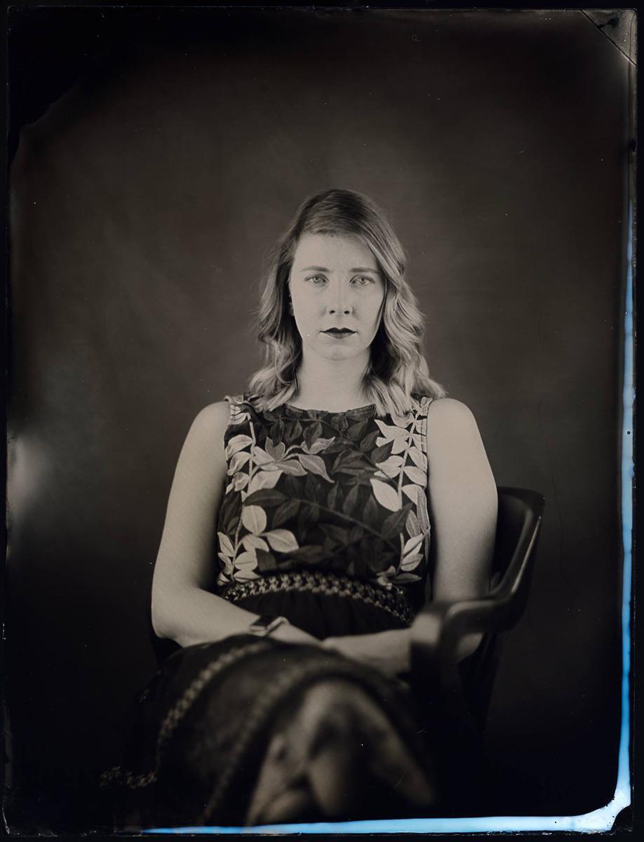 Portrait of Amelia