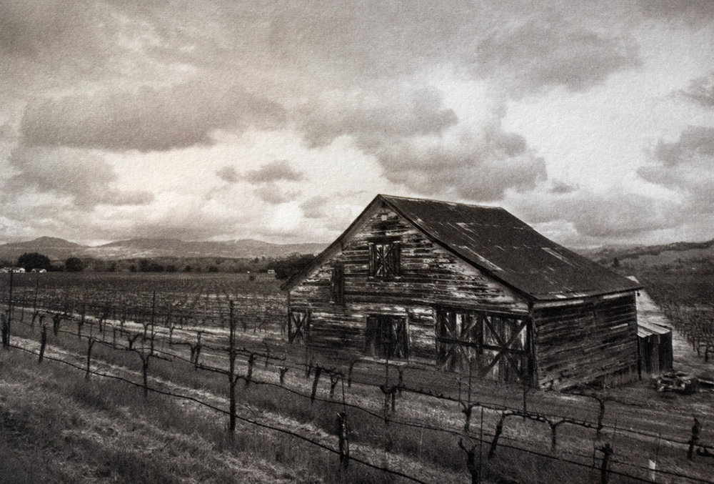 Healdsburg Barn