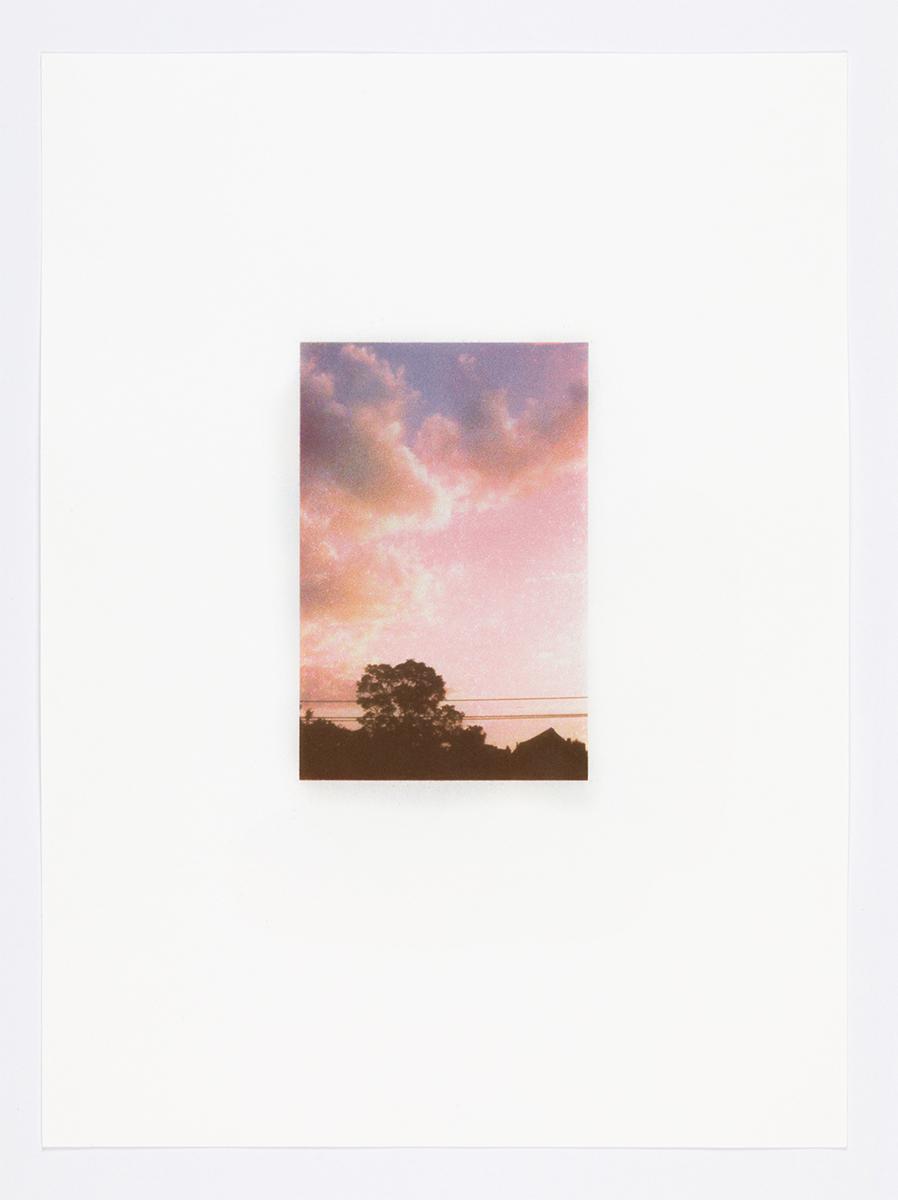 untitled (Sunset 1)