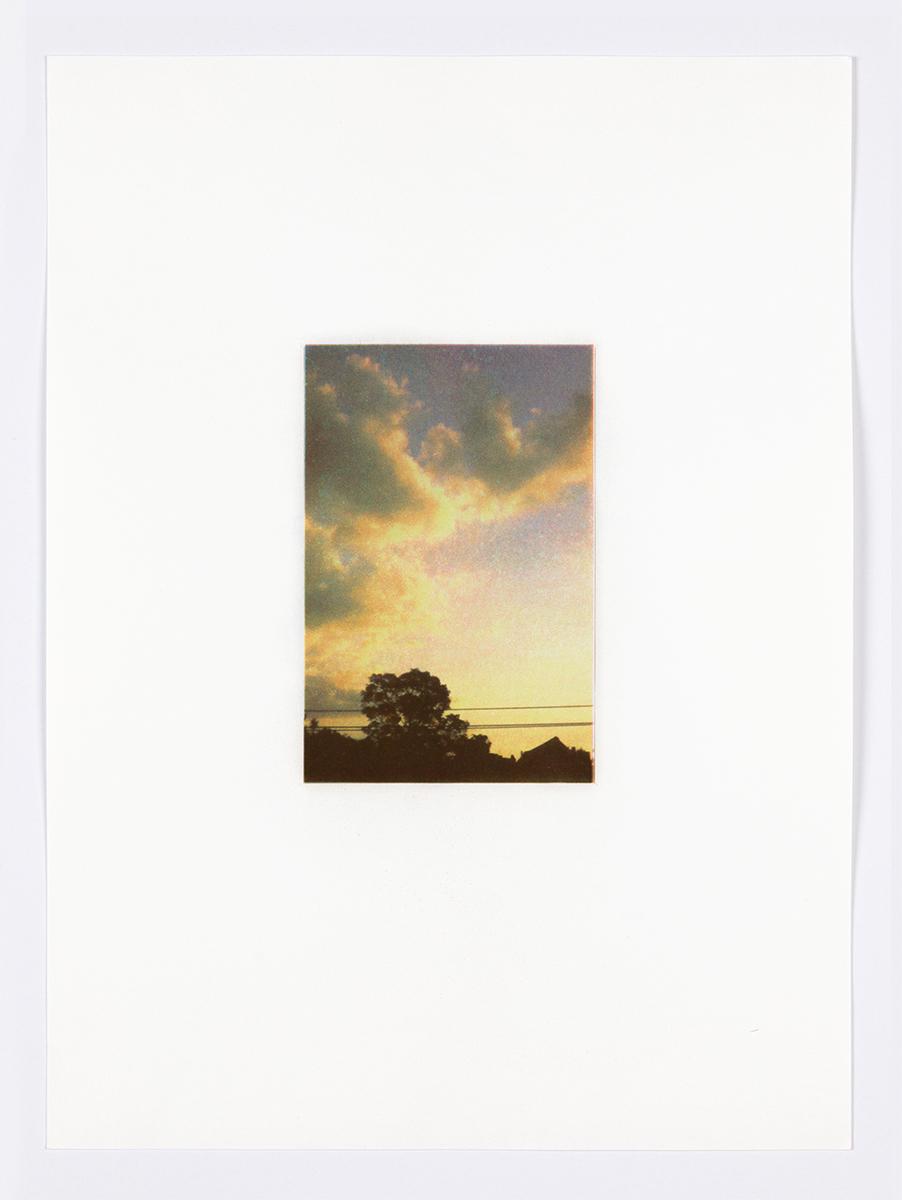 untitled (Sunset 3)