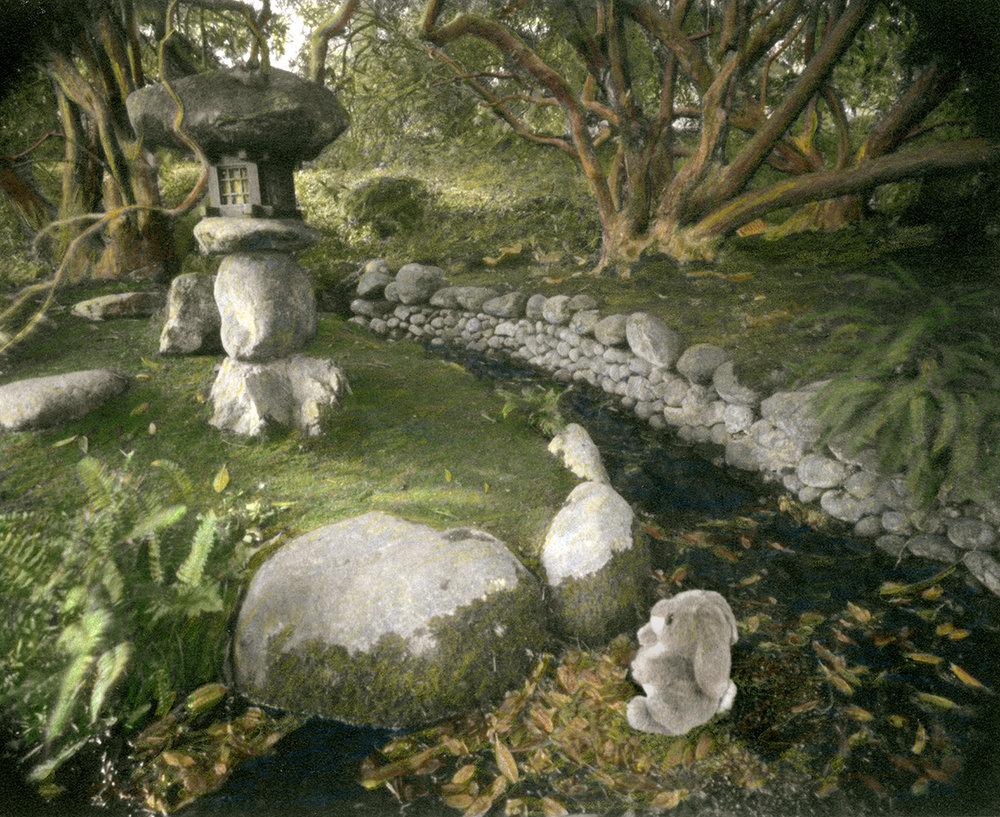 Beyond Her Garden Gate 1