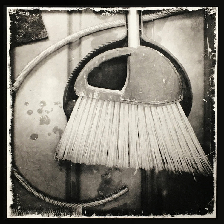 Darkroom Sink, Flint, MI