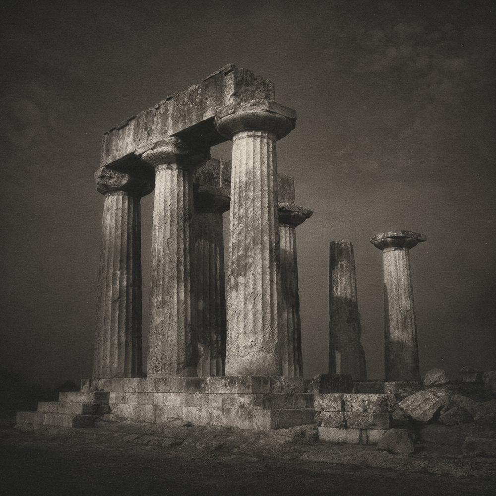 Temple of Apollo, Corinth, Greece - Honorable Mention