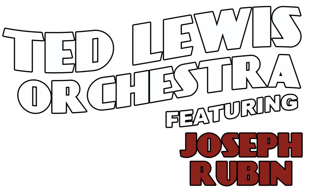 Ted Lewis Orchestra Logo (png)