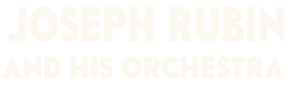 Joseph Rubin and His Orchesta Logo (png)
