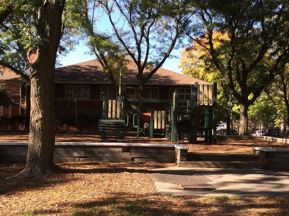 Hamlin Park playground