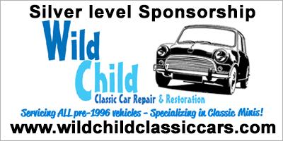 Wild Child Classic Cars