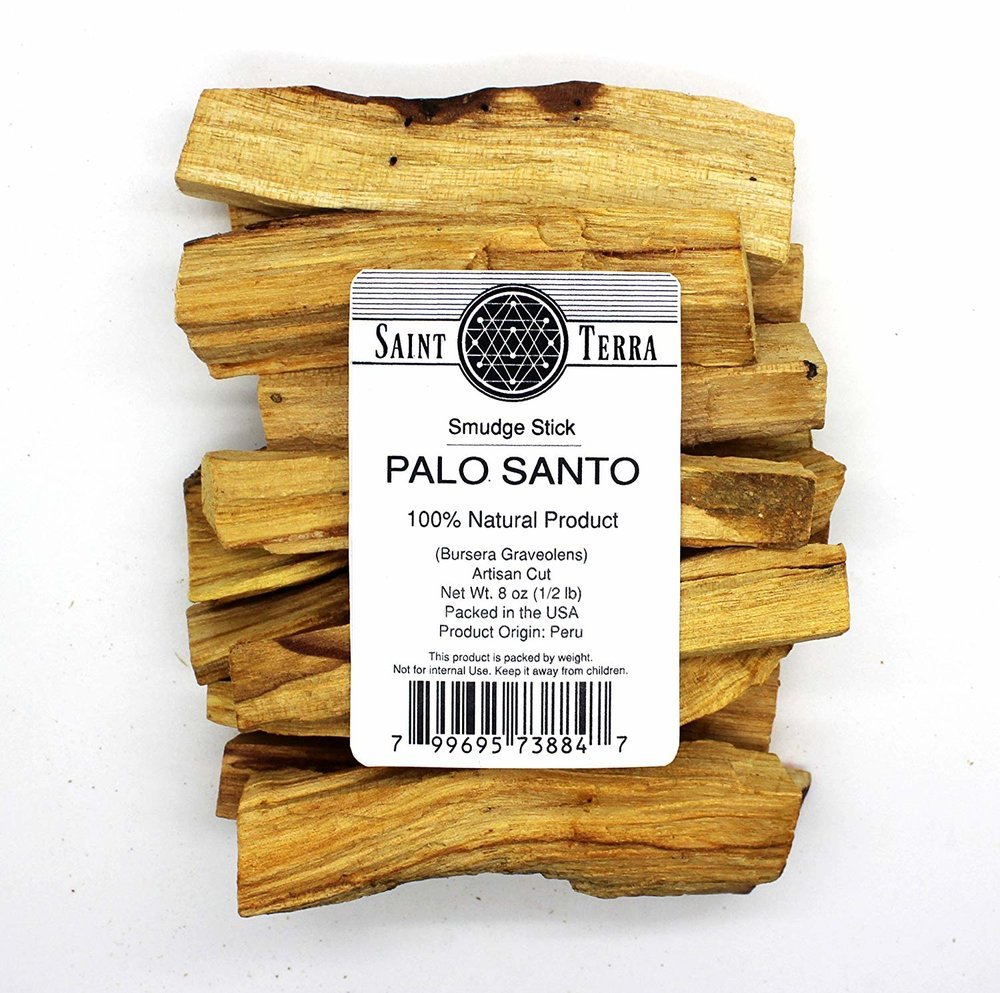 * Palo Santo #cleansening 🔥