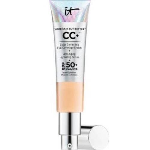* Favorite CC cream with SPF 50 😍